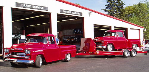 Gmc Truck For Sale >> Ken's Automotive McFarland Wisconsin Auto and Truck Repair ...